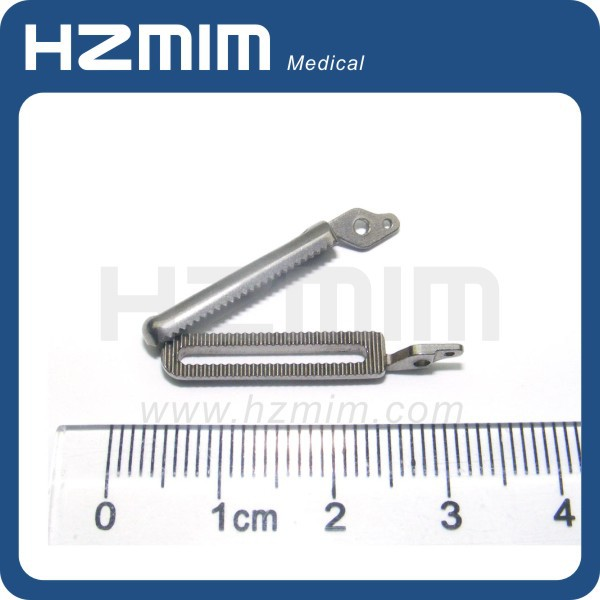 laparoscopic surgical instrument parts of forceps