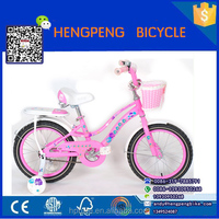 Good cheap Kids dirt Bicycle / Kids 4 wheel Bicycle wheel decorations/Baby push Bike
