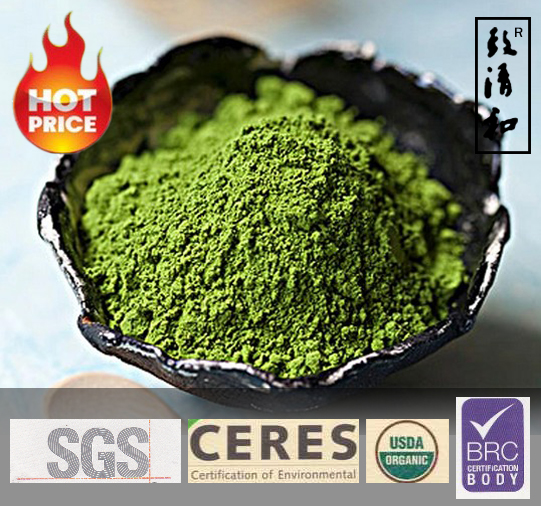 USDA & EC Dual Food Safe Certified New Premium Organic Matcha Powder