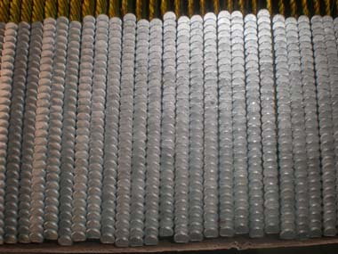 CF9mm Galvanised Corrugated Fasteners (2000)