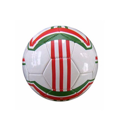 Factory Directly Custom Print Smooth Rubber Match Soccer Balls