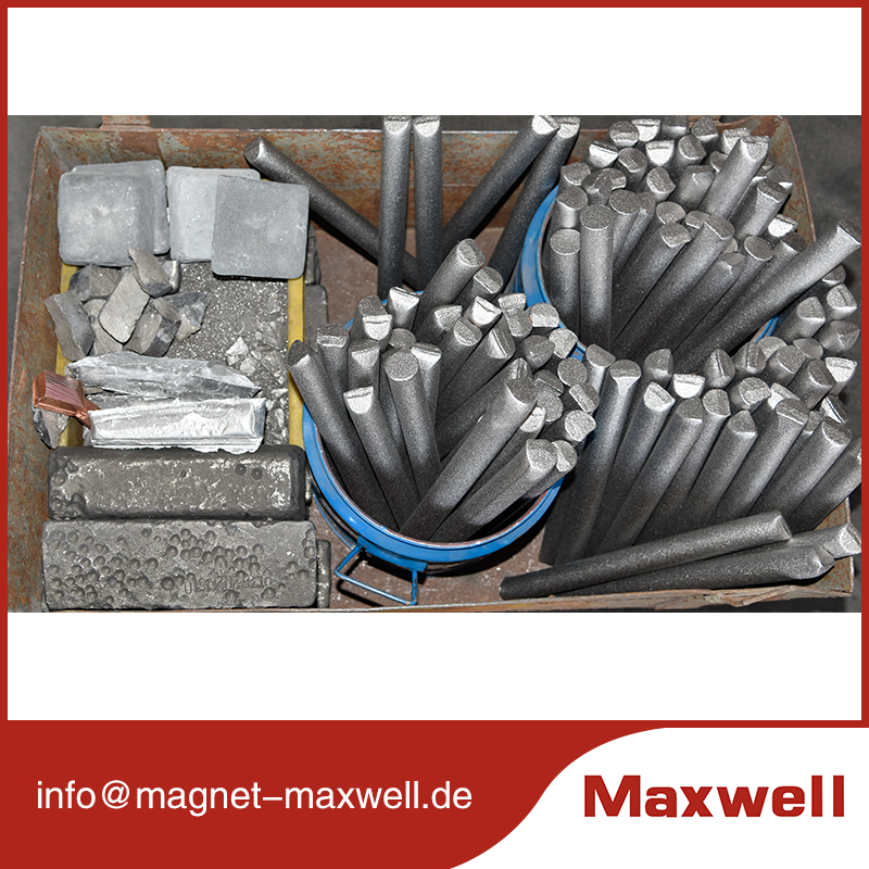 Neodymium Magnet Assembly for Industry