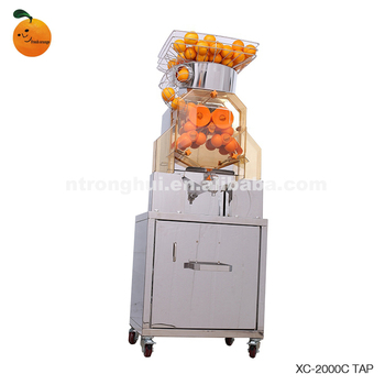 Most Popular Best Selling Electric Orange Juicer Machine Commercial