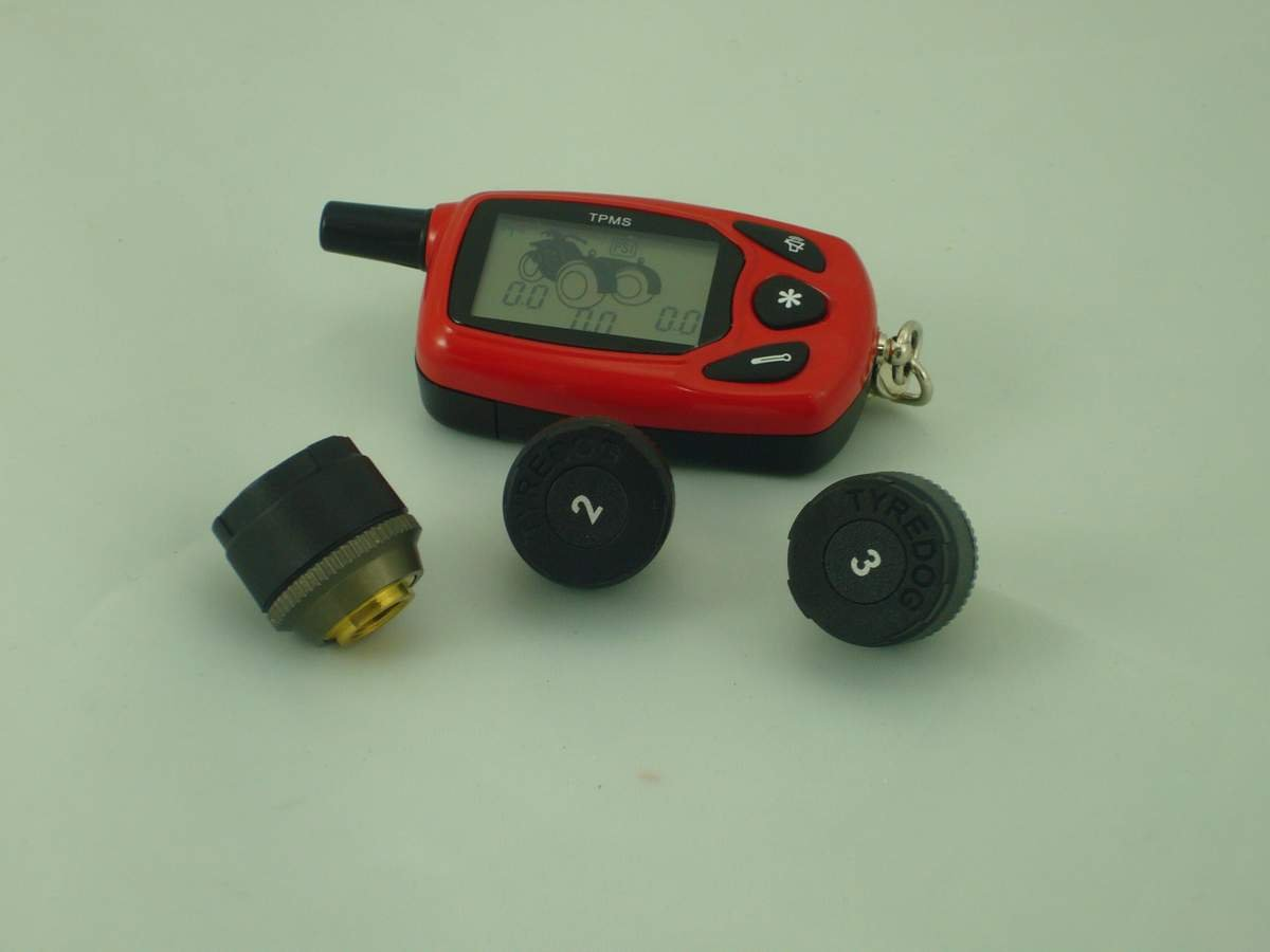 3 WHEELS ATV Tire Pressure Monitoring System