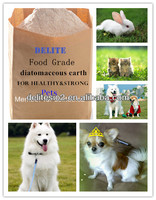 DElite Chemical Free Fossil Shell Flour Pure Food Grade Diatomaceous Earth Powder Give Your Pet and Poultry Feed Additives