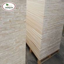 China Manufacturer Paulownia Solid Wood Board for Drawer Board