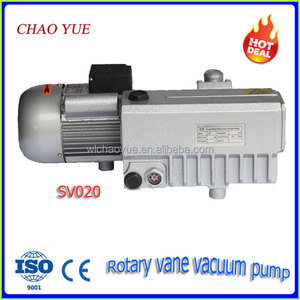 Hot sale oil sealed rotary vane vacuum pump