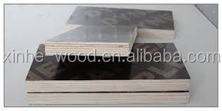 Hot Sale! Cheap 3*6 (915*1830) 9-25 mm Brown/ Black Filmfaced Construction Plywood with CE/CARB/ FSC/ SGS/ ISO