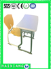 standard dimensions size of modern school desk and chair furniture equipments HXZY032