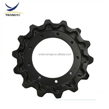 excavator undercarriage parts sprocket for bulldozer