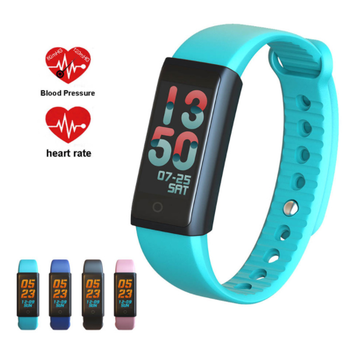 Original Smart Watch Ultimate Smartband Colors Screen Blood Pressure Wristwatch with U Disk Function