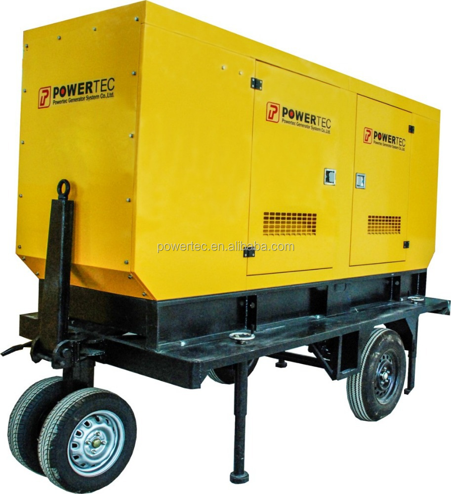 Price of porable diesel genset with electrical brushless alternator