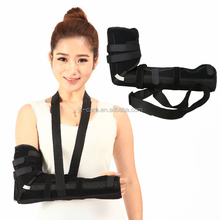 medical arm elbow guard elbow support splint orthopedic hinge elbow support brace for fracture