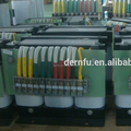 Small three-phases transformers for machine, voltage stabilizers