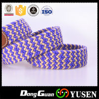 Low Price Personalized China Market Beaded Stretch Belt