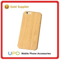 [UPO] 2016 New Design Unique Carved Natural Wood Shockproof Cover Case for iPhone 6