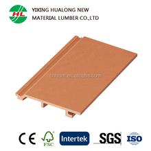 Wood Plastic Composite Wall wpc cladding Panel with High Quality