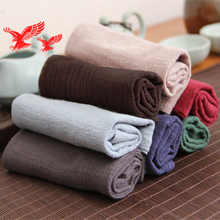 China Supplier 100 Cotton Plain Dyed Linen Tea Towel