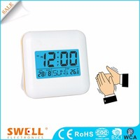 wholesale mini cheap digital alarm clock factory
