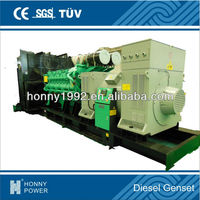 Honny Two 2MW Parallel up to 4MW Generator