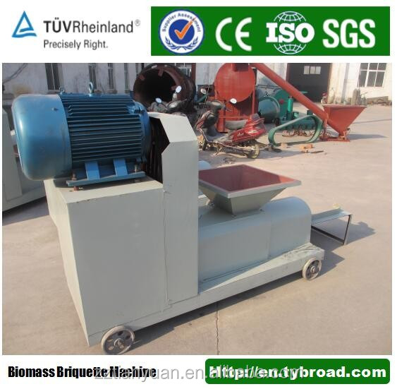 long working life small charcoal briquette making machine