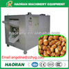 hot sale 400kg/h gas/ electric peanut roaster