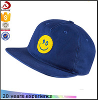 Promote sale custom 3D embroidery snapback hat children baseball caps