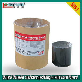 CY-06 Hot butyl sealant for insulating glass