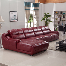 Home Design Luxury L Shape Sofa Sets Furniture For Living Room Mordern Corner Sofa
