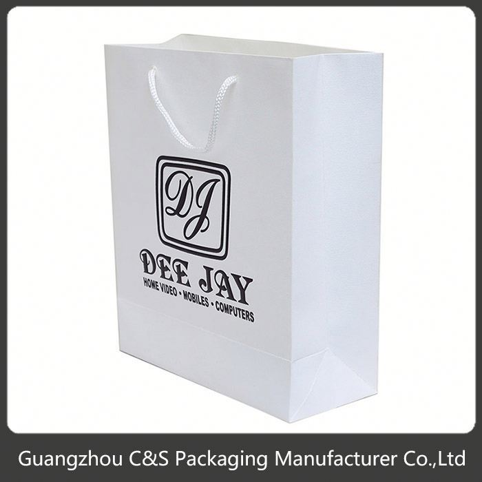 Beautiful Nice Design For Wholesale Shopper Bags Paper High Quality