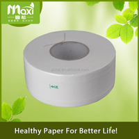 China Professional Manufacturer high quality toilet tissue paper jumbo roll