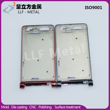 Die makers in China aluminum die cast enclosure for mobile phone parts