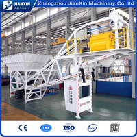 User friendly hot sale movable stability soil mixing plant
