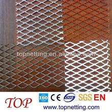 carbon steel/stainless steel/titanium/nickel/copper expanded metal (direct factory)