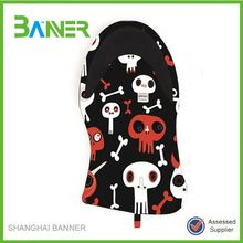Fashion neoprene potholder and oven mitt