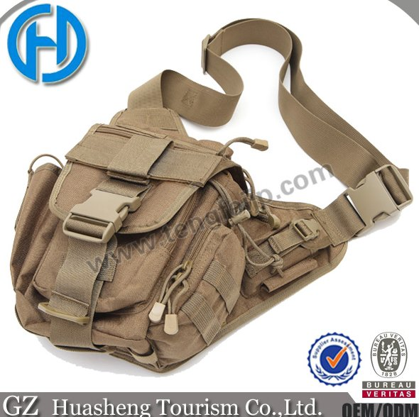 1000D nylon hiking tactical travel shoulder bag military
