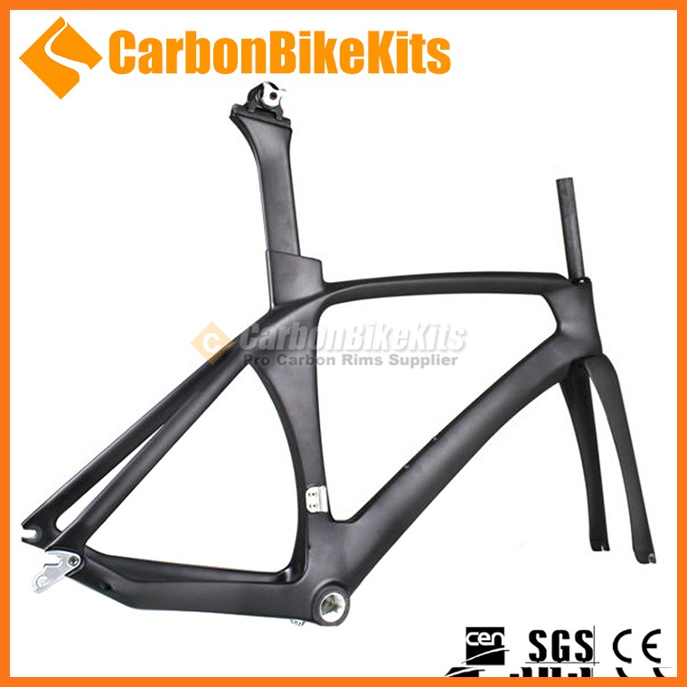 CarbonBikeKits hot sell T700 carbon bike frames china time trial CFM609
