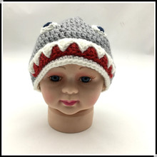 Baby items cute animal design winter fancy hats knitted baby crochet beanie