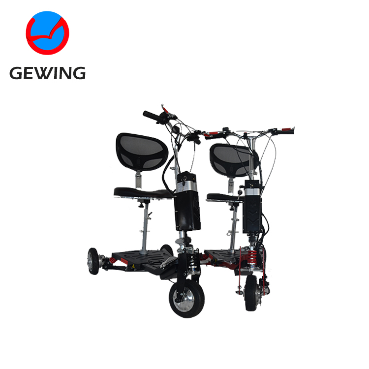 Fast Outdoor Handicapped Motorcycle Mobility Scooter For Elderly