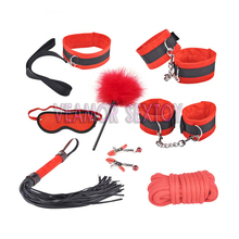 Funny BDSM sex toys fetish sex bondage toys body restraints adult toys for lover