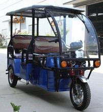 electric passenger tricycle CE Certification 12 inch 48 V 350W tricycle electric for adult TRICYCLE