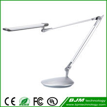 Nice Design Metal Adjustable Arm Touch Dimmable Clamp Table Lamp Led,lampshade