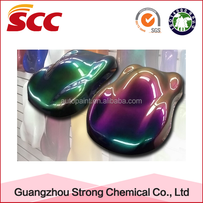 Auto body shop lacquer base varnish for metal coating