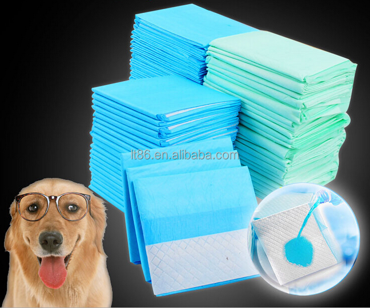 Soft Quilted Disposable Super Urine Absorbent Select Pee Pee Training Pet Pad for Puppy Dog