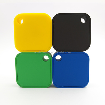 Ble 4.0 Sensor Bluetooth Beacon Eddystone URL With Keyring