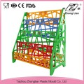 Colorful durable school nursery portable bookshelf, book rack
