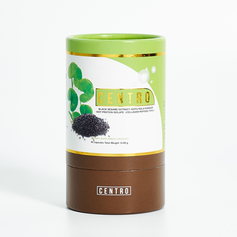 tea box cylinder Tea Packaging Boxes Gift Cylinder Box   round box