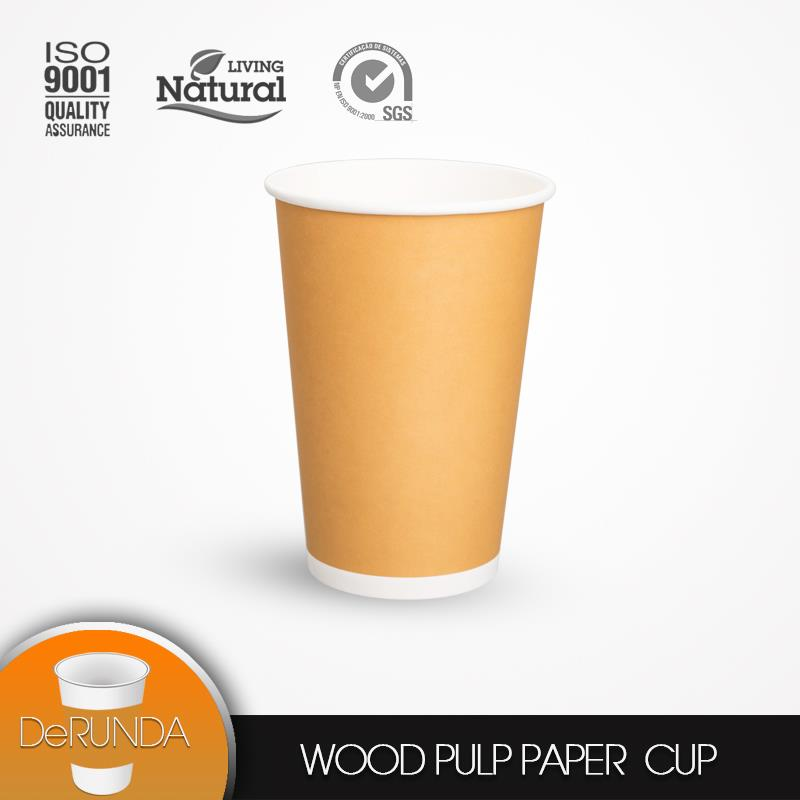 Disposable beverage water paper cups from china