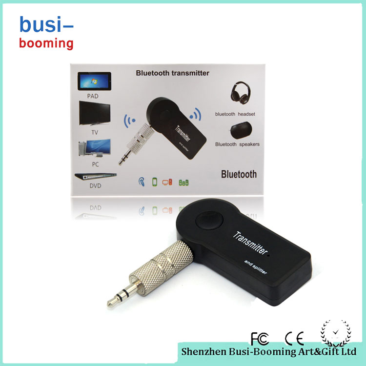 Best Selling Items Bluetooth Transmitter And Splitter Wireless Audio Transmite Aux 3.5mm HIFI Stereo for TV PC Tablet MP3