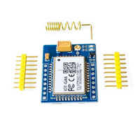 mini A6 GPRS GSM Kit GA6 Wireless Extension Module Board Antenna Tested Worldwide Store for SIM800L